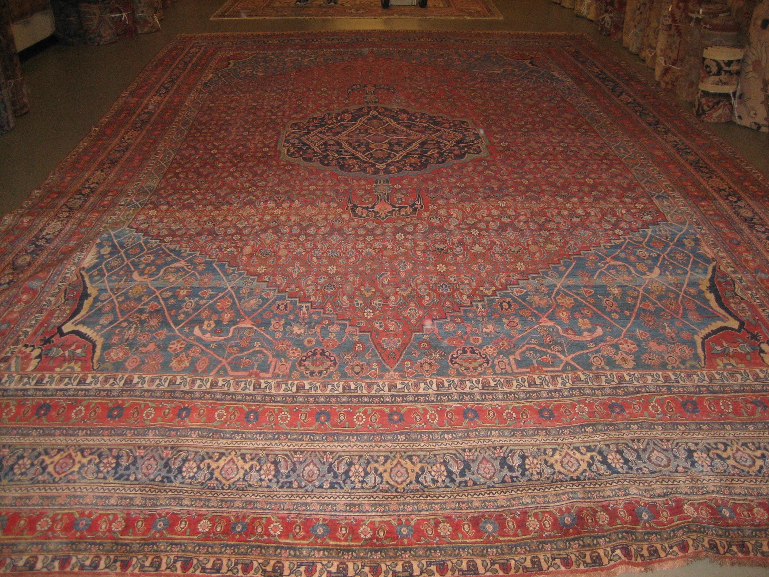 Bijar Rugs | Atlantau0027s #1 Source For Fine Persian Rugs
